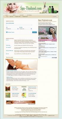ECサイト構築のECBB、Bangkokstation Network Company Limited提供のタイ・マッサージ検索『Spa-Thailand.com』のWeb展開を共同事業でプロデュース