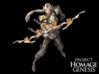 ロックワークス、本日より2日間Project Homage Genesis Open αTEST 開催