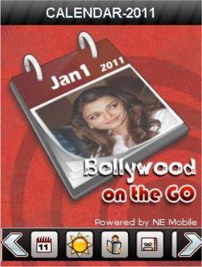 日本エンタープライズ、インドで、「TATA-App store」(タタ・ドコモ)向けにボリウッド関連アプリ『Bollywood on the GO』を配信開始