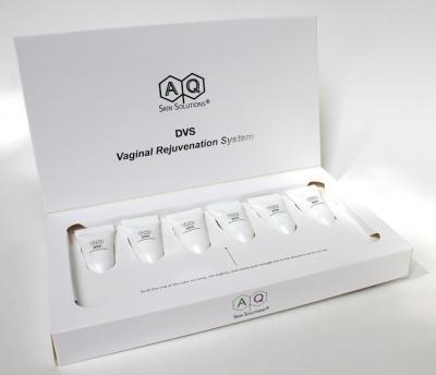 米国AQ社のDr.アーメッドが、シェーグレン症候群の一種である膣乾燥症の改善に有効なグロースファクターを配合した治療薬 DVS-Vaginal Rejuvenation System を発表。