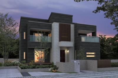 980万円からの自由設計住宅<QUAD(クアッド)>新発売―スタイリッシュな外観とデザイン性に満ちた住空間を装備―
