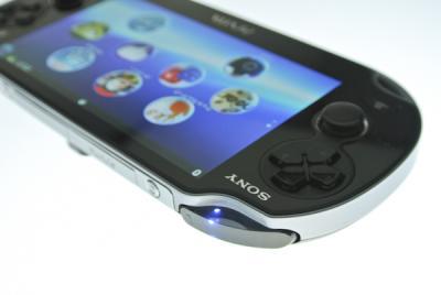 PSVita LEDドレスアップカスタムを発表致しました。