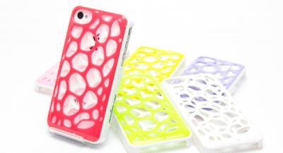 夏にぴったりの立体メッシュデザインがクールなiPhone4/4S用ケース『Charm Cocoon(チャームコクーン)』販売開始!
