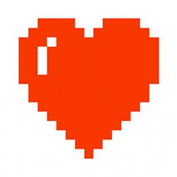 """すべてのピクセル愛好家に捧げるアプリ! - """"1 Million Pixel App"""""""