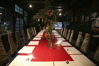 2014年春、歴史ある京都の蔵元で婚活パーティーを開催~京都結婚物語~