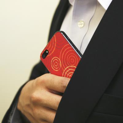 京都発スマートフォン用着せ替えシール【KOROMOBILE(コロモバイル)】春の新作登場!
