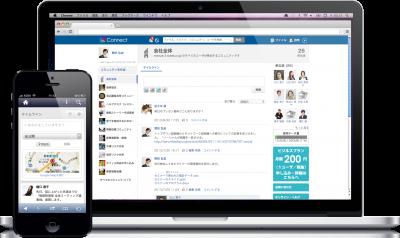 ビートコミュニケーション、インターン生との交流を目的とした社内SNS『Connect』をソフィアへ導入