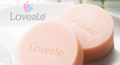 デリケートゾーンケアのLovealeラヴエルは、2014年10月10日(金)ショッピングサイト loveale.netをオープン