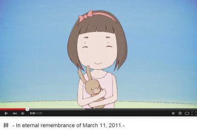 """""""3.11を忘れない"""" 世界を感動させた日本のアニメーションが視聴回数50万回超え!海外で拡散中!"""