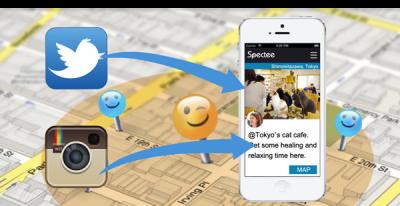 Spectee、訪日外国人向けリアルタイム情報配信旅行ガイドアプリを開発に向けて、海外でクラウドファンディングの募集を開始