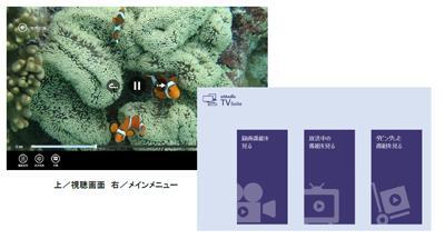 DTCP-IP対応Windows端末用TVプレーヤーソフト「sMedio TV Suite」4月21日(火)よりWindowsストアにて販売開始 限定数量で初回特価キャンペーンも実施します!