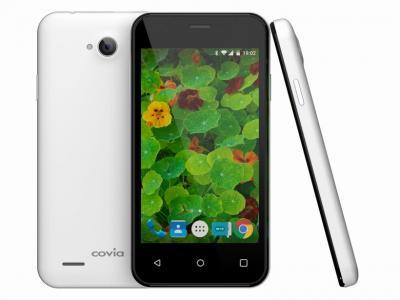 Covia SIMフリースマートフォンFLEAZシリーズにLTE対応製品が登場!Android 5.1(Lolipop)、4インチIPS液晶を搭載した「FLEAZ POP(ポップ)」を発売開始!