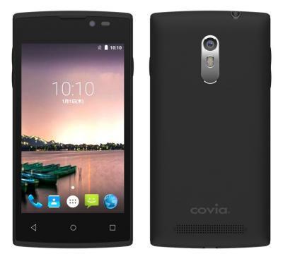 コヴィア、4in小型サイズながら1,700mAh大容量バッテリーを搭載したAndroid 5.1搭載SIMフリースマートフォン「FLEAZ NEO」を9,800円(税抜)にて発売!