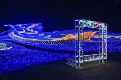 東日本最大級のイルミネーション開幕! 「アパリゾート上越妙高イルミネーション」グランドオープン!