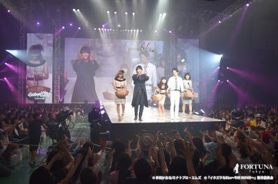 神戸コレクション 2016 A/W のランウェイにFORTUNA Tokyoの新作衣装で「イタズラなKiss~THE MOVIE~」キャストが登場!