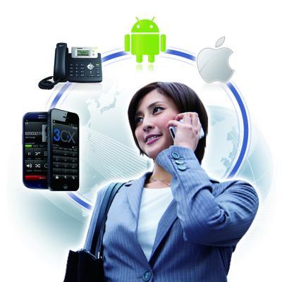 FlatAPI、3CX Phone SystemベースのクラウドPBXサービスFlat-PhoneをAsteriskや他社PBXと連携可能に。