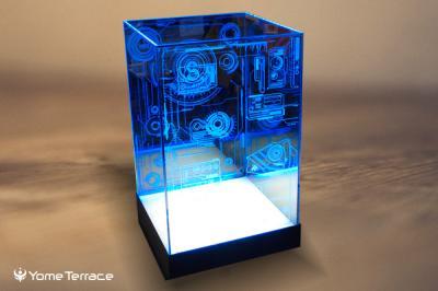 世界初!!フルオーダーのフィギュアケースの価格が1分で分かるサービス誕生!