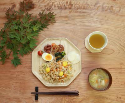 47都道府県の木を使った食器「47noki」限定予約開始!