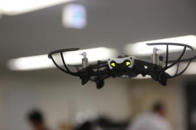 いきなりAI ~ IoT×AI講座(6時間でドローン自動飛行・Node.js/Python/Chainer/DeepLearningによる画像認識の基礎を学ぼう!)