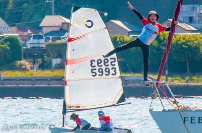 「江の島ちょっとヨットジュニア」2018年度ジュニアクラブ新メンバー募集の説明会を開始