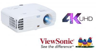 「4Kの大画面を身近に。」をコンセプトとした、 4K UHD HDR対応DLPホームシアタープロジェクター2機種を新発売 ~用途で選べる「2200ルーメン」「3500ルーメン」の2機種展開~