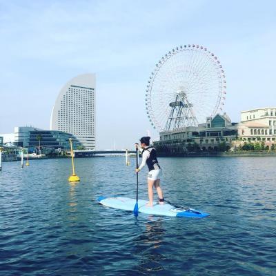 biidみなとみらいの横浜港ボートパークの再生事業に着手 ~SUPとボートを活用した、新たな海の集客施設をプレオープン~