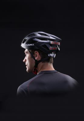 自転車の安全性と快適性を実現するSmart Helmet「Livall(BHE60SE)」をクラウドファンディングサイト「Makuake」にて11月30日から先行予約販売スタート!!