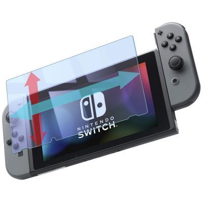 """「Nintendo Switch」 """"目疲れ軽減UP、最高の滑り心地""""の高品質ガラス保護フィルムを更に品質をアップし、3月30日amazon.co.jpで販売開始"""