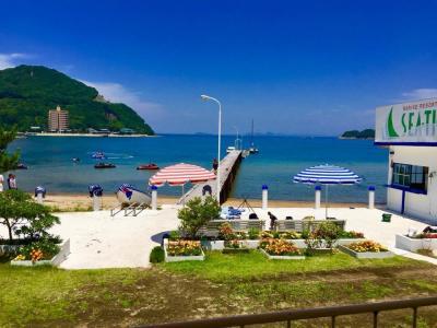 biid(ビード)小豆島のシータイガーアイランドインの運営を受託  ~瀬戸内海のプライベートビーチと桟橋のある宿泊施設併設マリーナをマリンリゾート集客施設へ再生、有効活用と事業継承に着手~