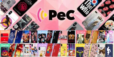 日本最大級15000タイトル以上を品揃え世界のスポーツ&エンターテイメント公式 iPhoneケース・ストア/PeC(PGS e Cover Store)令和元年ロックの日(6月9日)にオープン!