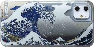 日本を代表するポップアート「浮世絵」がキラキラゆらめくグリッターiPhoneケースにて新登場! 11月の「大浮世絵展」(江戸東京博物館)でも販売予定!