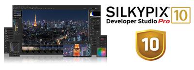 より美しい作品づくりを追求する新機能満載!高画質RAW現像ソフト「SILKYPIX Developer Studio Pro10」ダウンロード版(Windows/macOS対応)」本日販売開始