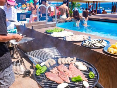 biid(ビード) 2021夏 片瀬東浜海水浴場でちょっとヨットビーチマリーナの江の島の海の家オープンと、300gステーキバーベキューの予約受付の開始を発表~店舗拡大で密回避~